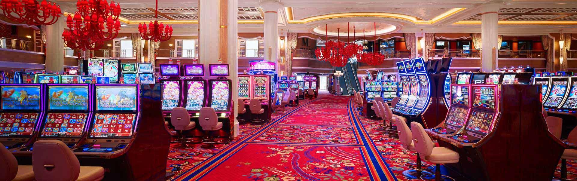 Slot Machines Encore Boston Harbor