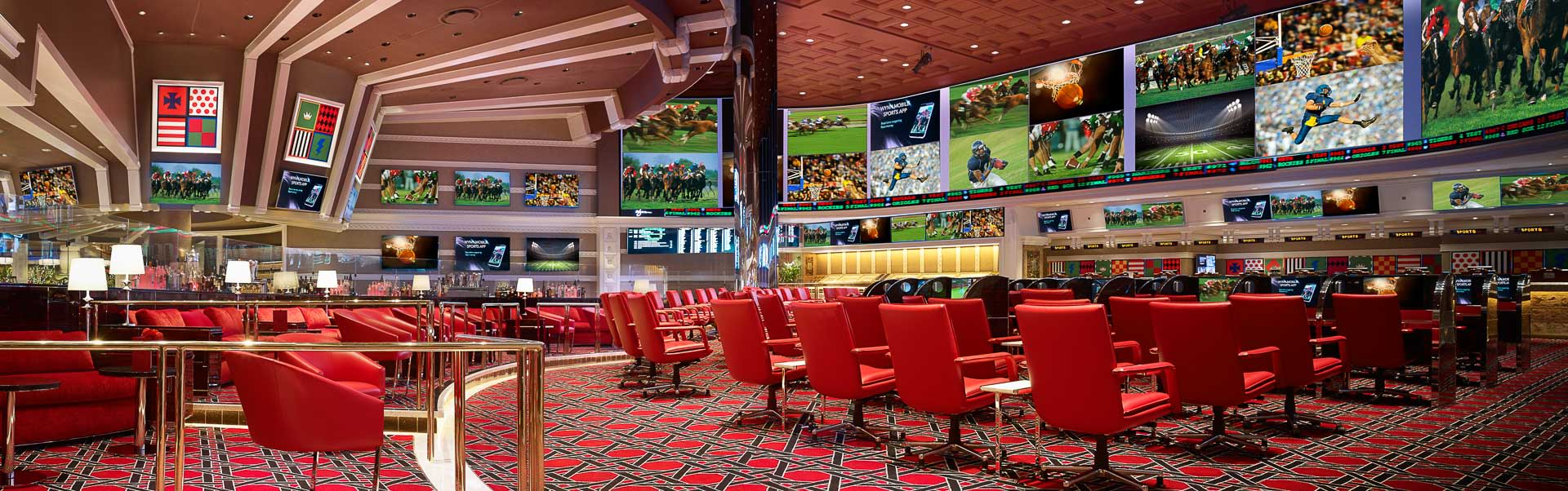 Los vegas sports betting leans in betting what is a push