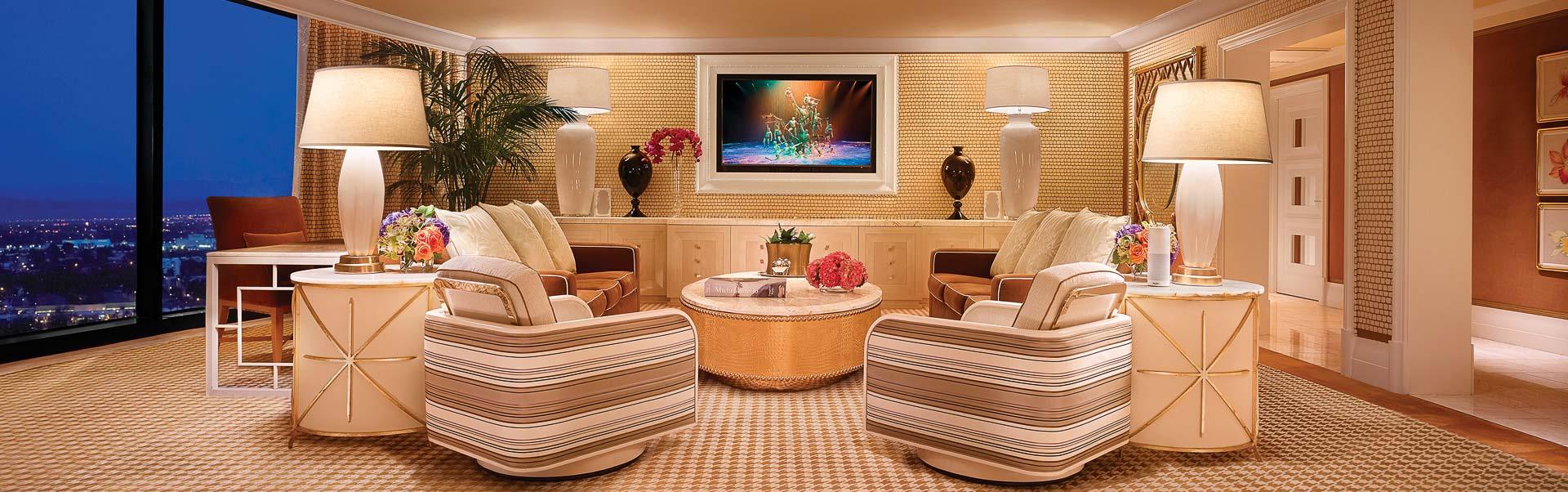 Luxury Two Bedroom Apartment Las Vegas Encore Resort Las Vegas