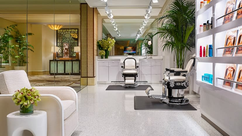 Claude Baruk Salon Barber Shop