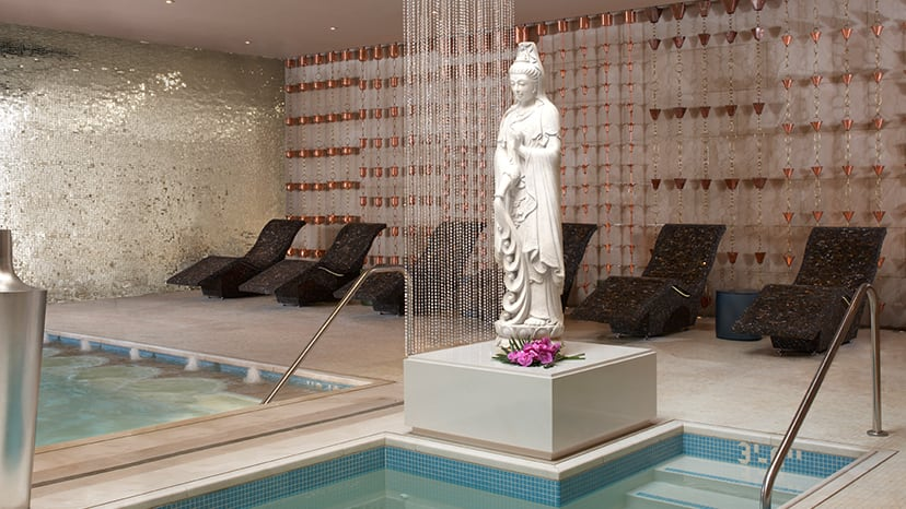 The Spa at Encore Womens Spa
